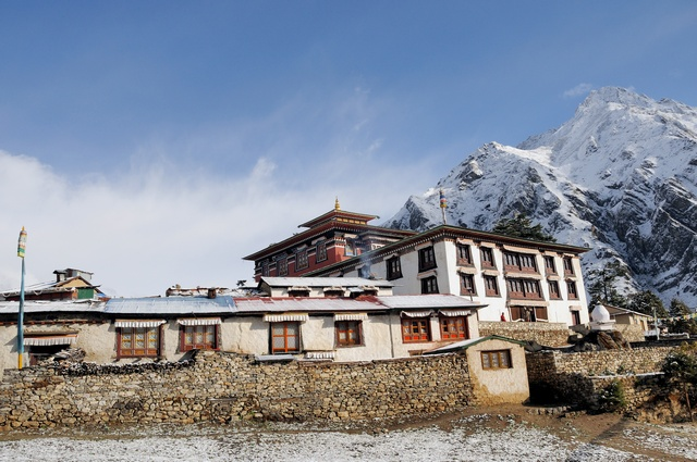 Tengboche photo