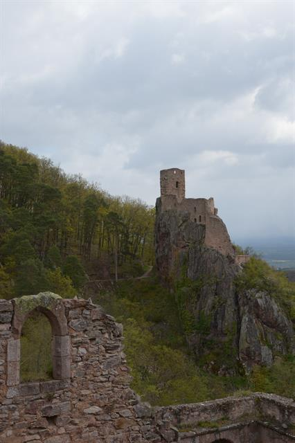 Girsberg castle photo