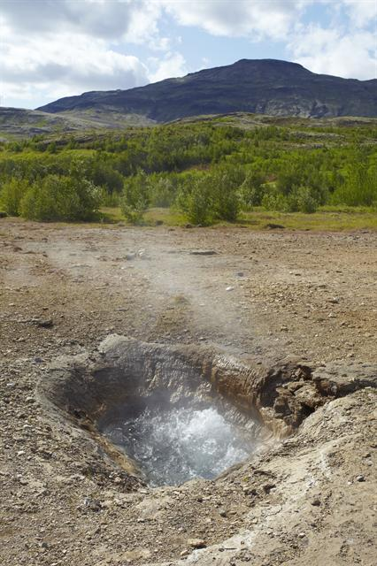 Geysir photo
