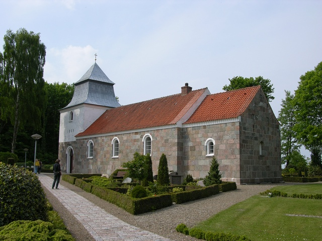Blaere Kirke photo