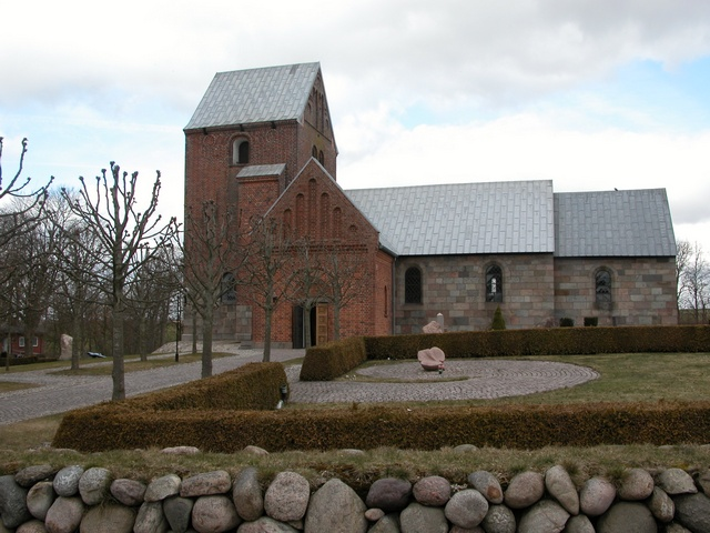 Borup kirke photo
