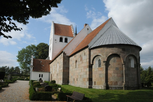 Groenbaek Kirke photo