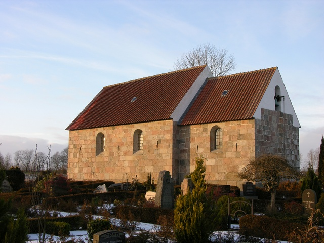 Grynderup Kirke photo
