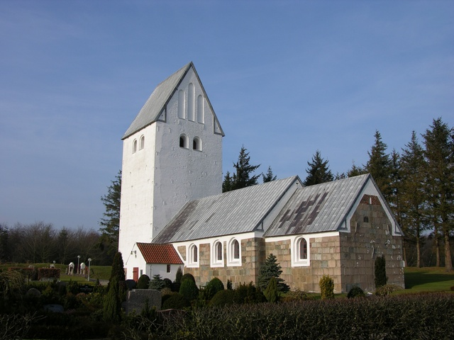 Hjardemaal Kirke photo
