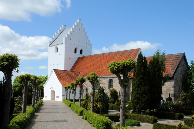 Hundslund Kirke photo