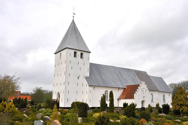 Noerre Loegum Kirke photo