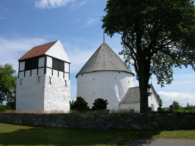 Nylars Rundkirke photo