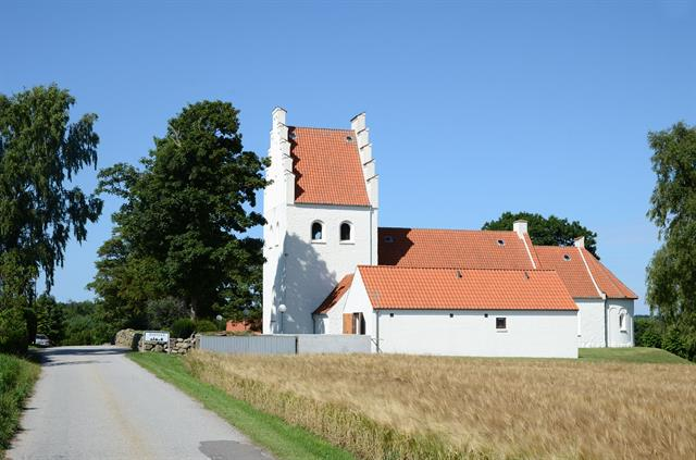 Stenvad Kirke photo
