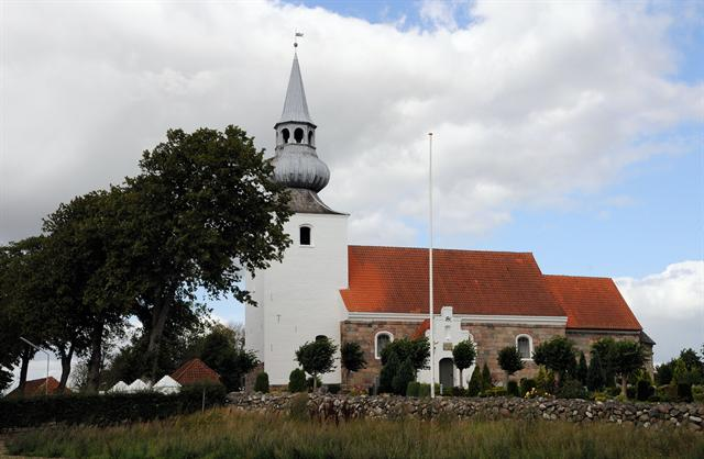 Vindum Kirke photo
