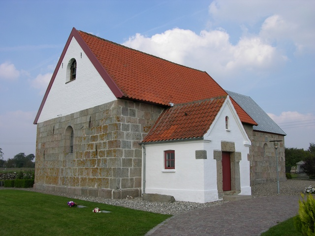 Voldsted Kirke photo
