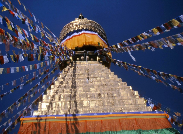Boudhanath Stupa photo