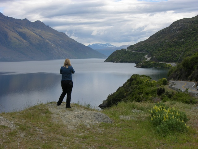 Lake Wakatipu photo