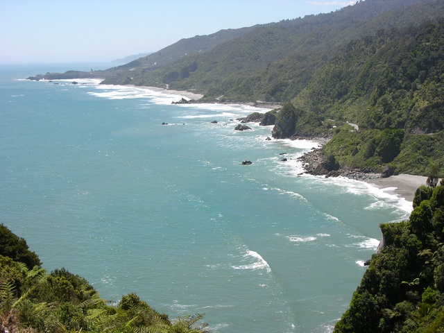New Zealand West Coast photo