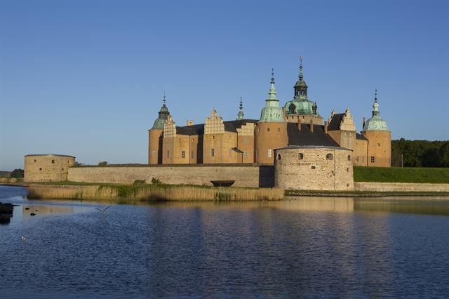 Kalmar slot photo