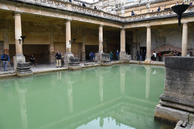 Roman Baths photo