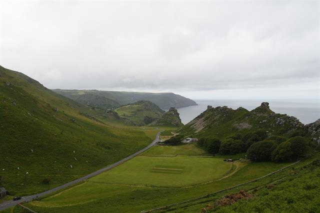 Valley of Rocks photo